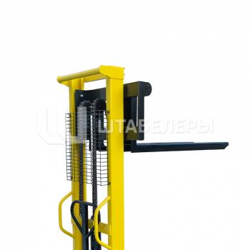 Штабелер ручной гидравлический MS 1016